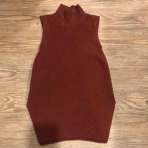 Ann Taylor knit sweater Tank size small~$60